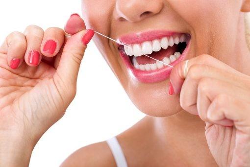 Pravilno korištenje zubnog konca