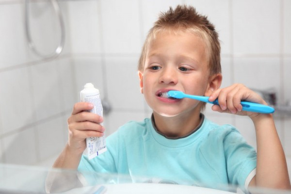 Njega zubi kod djece